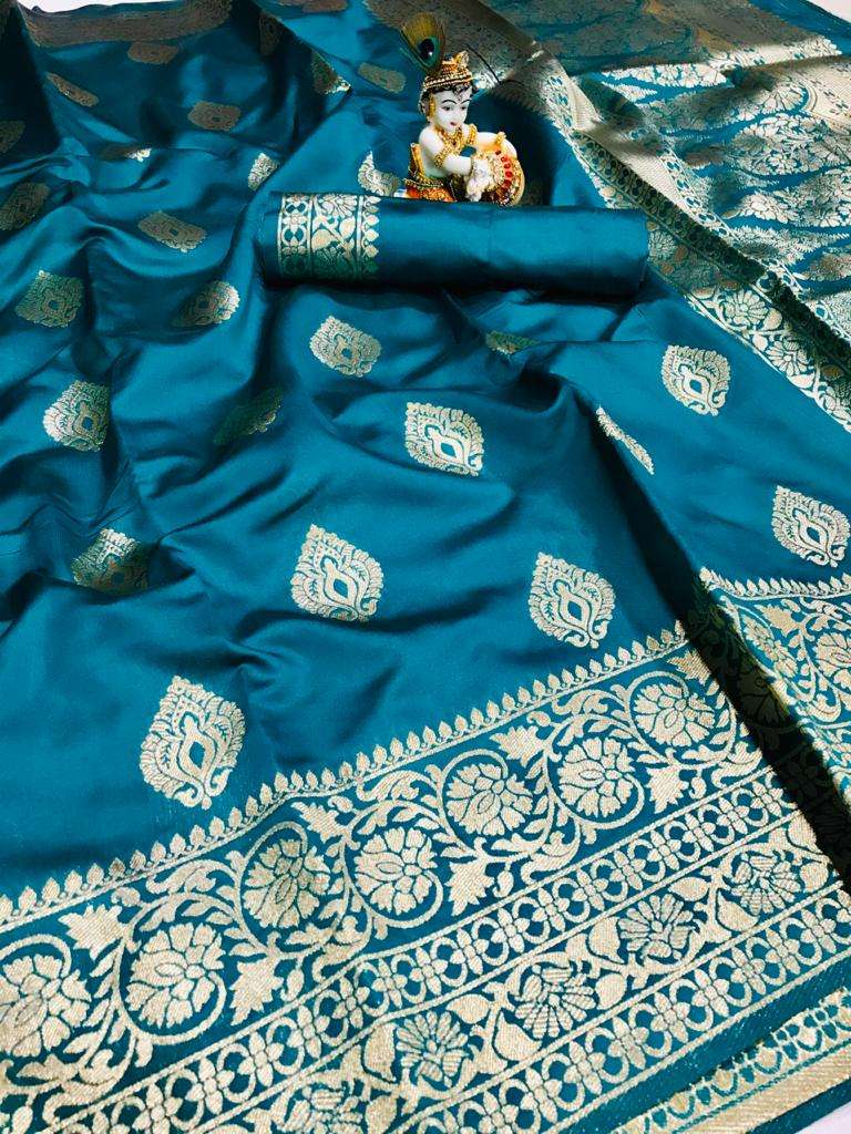 06  BANARASI SILK WEDDING WEAR SAREE COLLECTION
