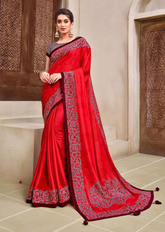 WEDDING PARTY WEAR SAREES INDIAN SAREE 11913