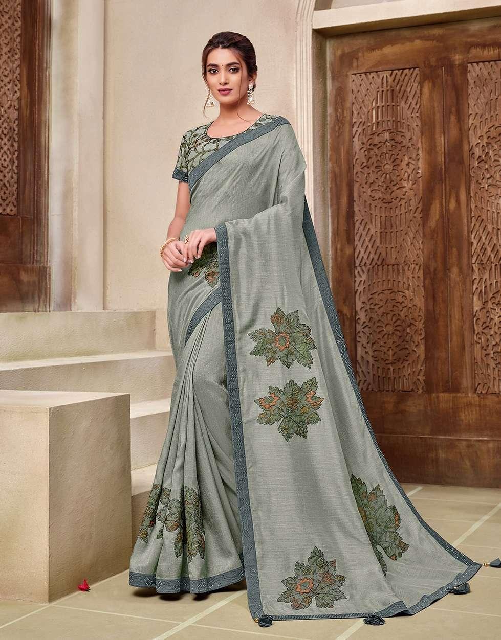 WEDDING PARTY WEAR SAREES INDIAN SAREE 11916