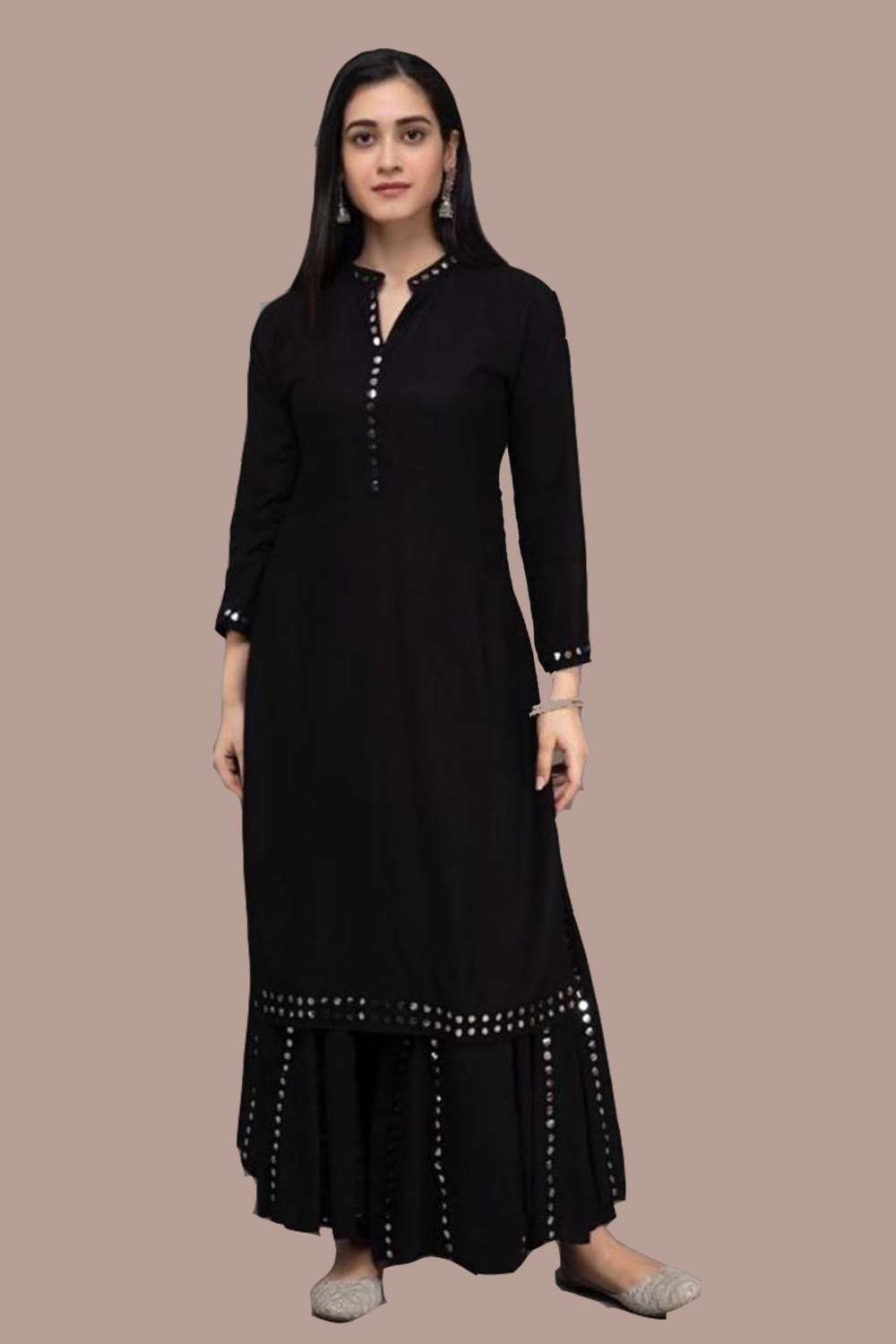 LATEST DESIGNER KURTIS PALAZZO PARTY WEAR COLLECTION 38