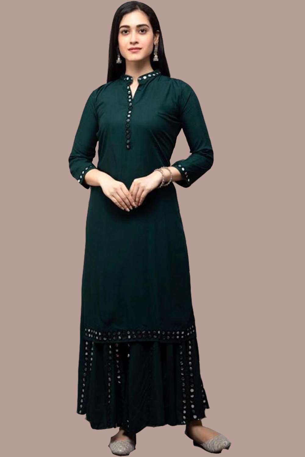 LATEST DESIGNER KURTIS PALAZZO PARTY WEAR COLLECTION 39
