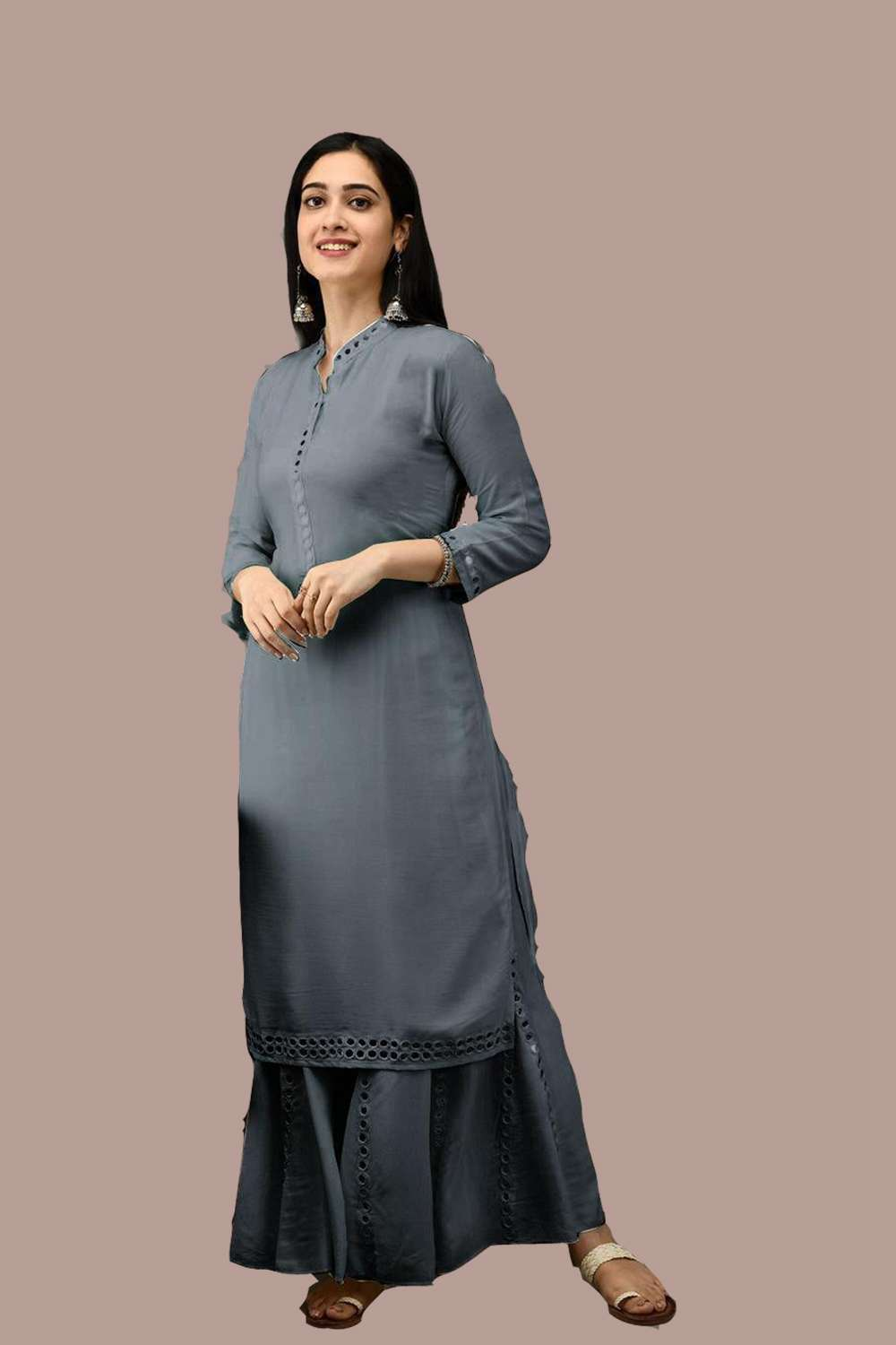 LATEST DESIGNER KURTIS PALAZZO PARTY WEAR COLLECTION 40