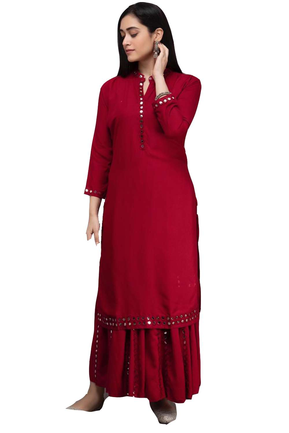 LATEST DESIGNER KURTIS PALAZZO PARTY WEAR COLLECTION 41