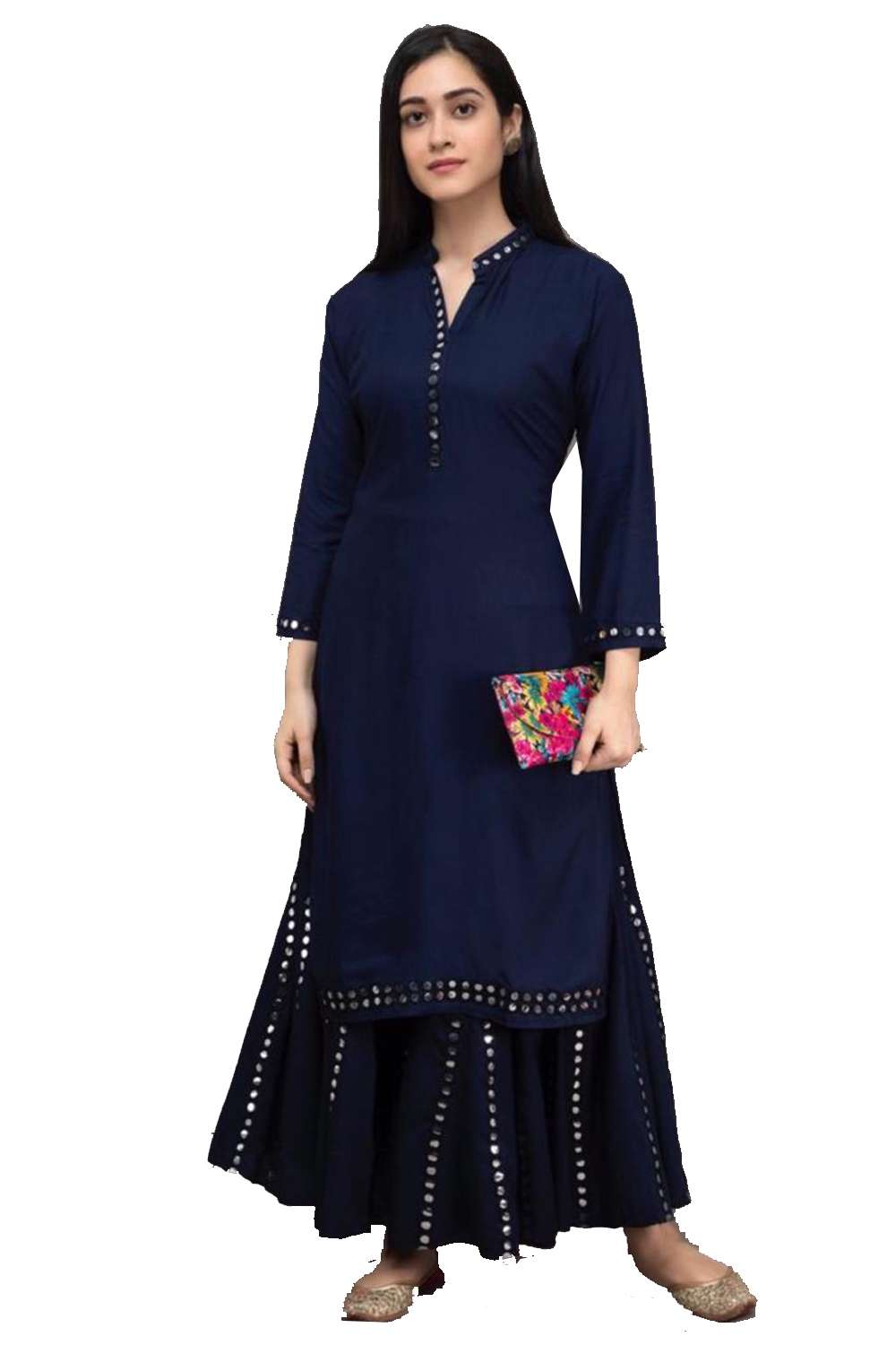 LATEST DESIGNER KURTIS PALAZZO PARTY WEAR COLLECTION 43