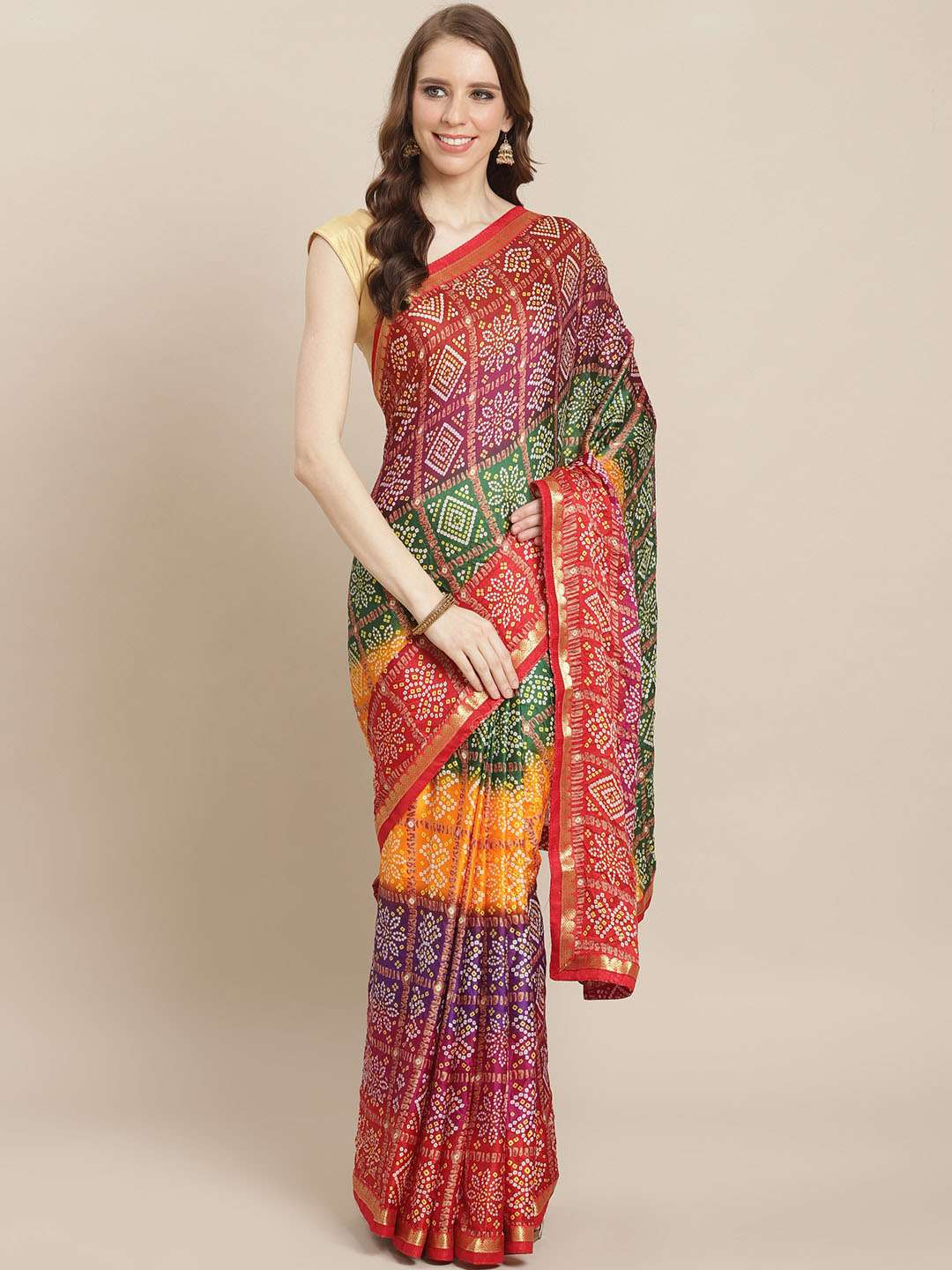 EXCLUSIVE PARTY WEAR SILK SAREES BOUTIQUE STYLE SAREES COLLECTION 12