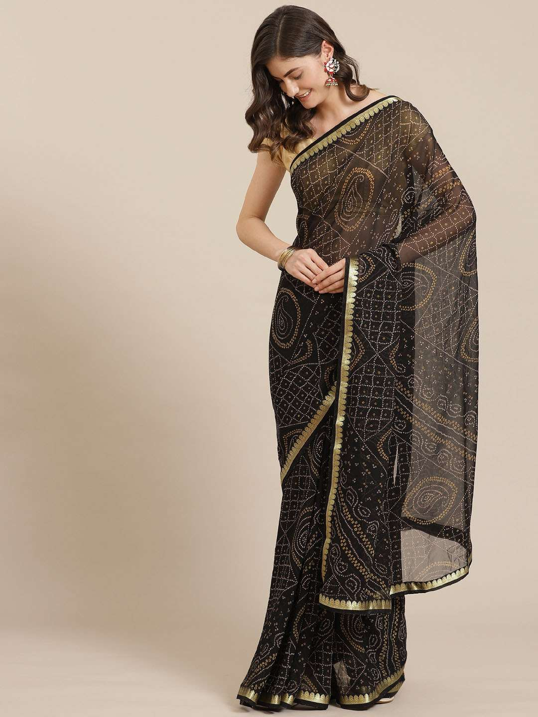 EXCLUSIVE PARTY WEAR SILK SAREES BOUTIQUE STYLE SAREES COLLECTION 13