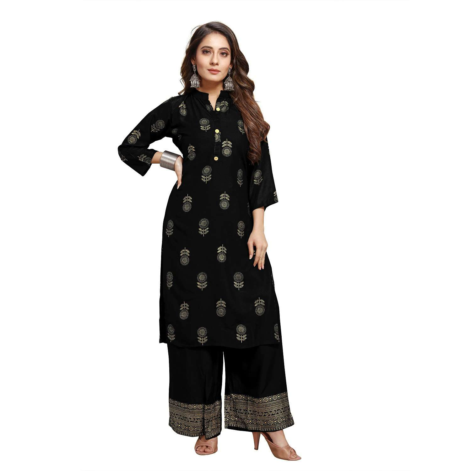 LATEST DESIGNER KURTIS PALAZZO PARTY WEAR COLLECTION 44