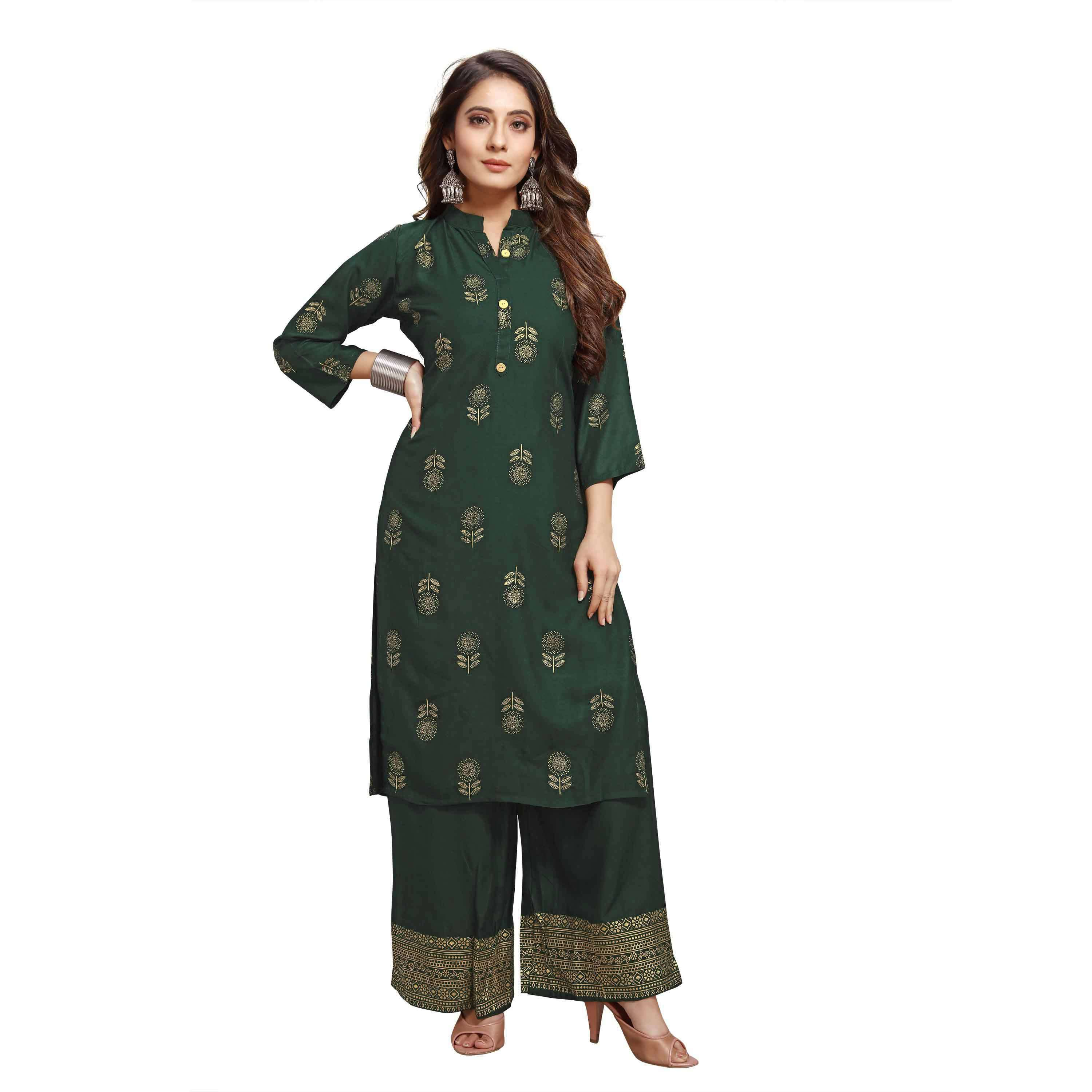 LATEST DESIGNER KURTIS PALAZZO PARTY WEAR COLLECTION 47