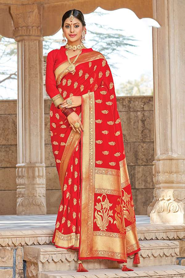 EXCLUSIVE PARTY WEAR SILK SAREES BOUTIQUE STYLE SAREES COLLECTION 16