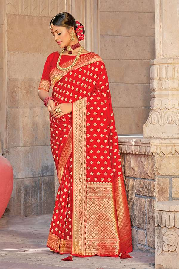 EXCLUSIVE PARTY WEAR SILK SAREES BOUTIQUE STYLE SAREES COLLECTION 18