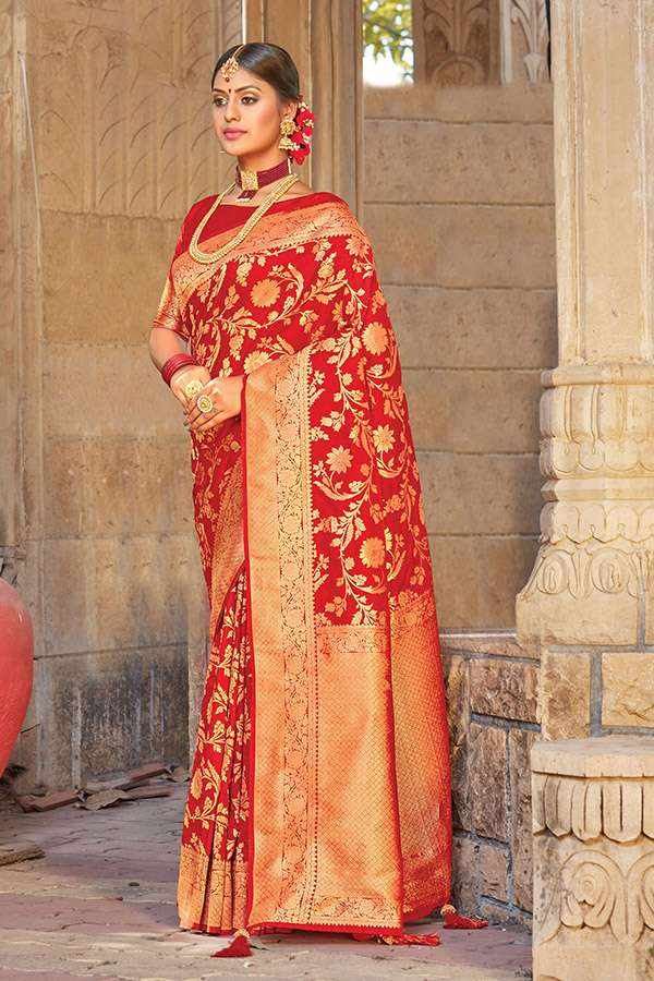 EXCLUSIVE PARTY WEAR SILK SAREES BOUTIQUE STYLE SAREES COLLECTION 20