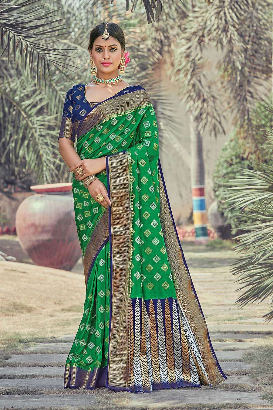 EXCLUSIVE PARTY WEAR SILK SAREES BOUTIQUE STYLE SAREES COLLECTION 24
