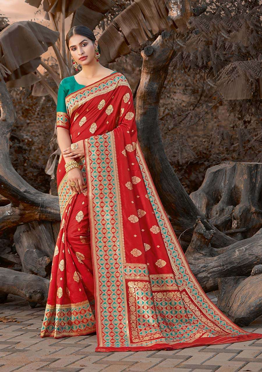 EXCLUSIVE PARTY WEAR SILK SAREES BOUTIQUE STYLE SAREES COLLECTION 27