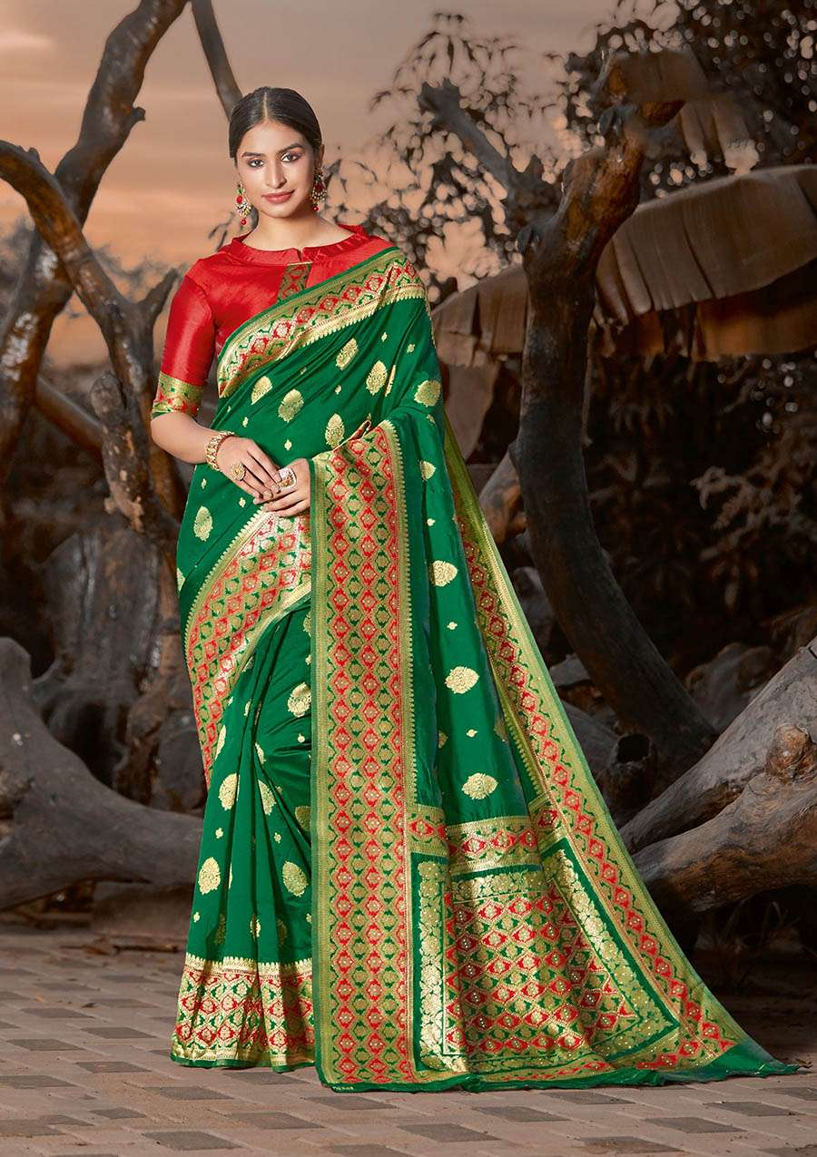 EXCLUSIVE PARTY WEAR SILK SAREES BOUTIQUE STYLE SAREES COLLECTION 28