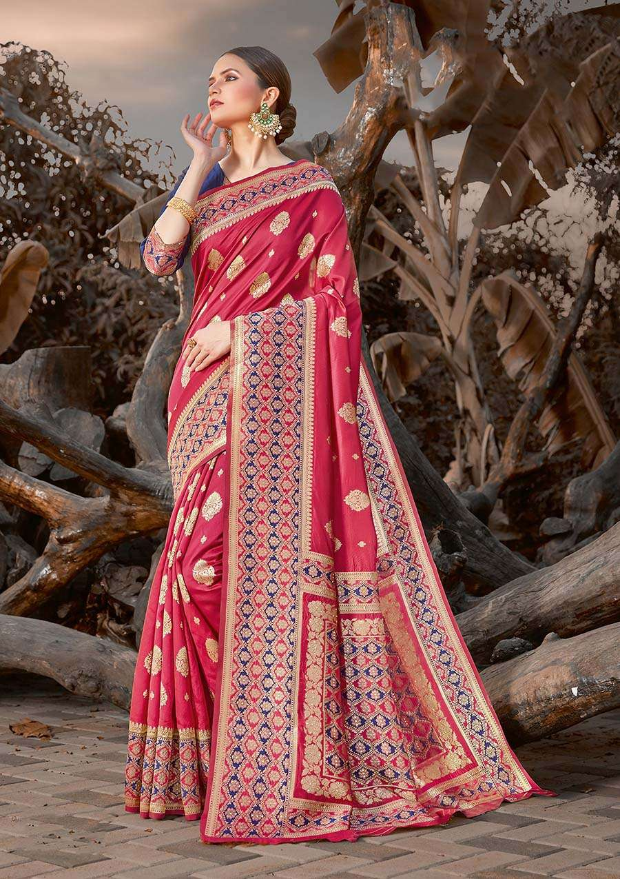 EXCLUSIVE PARTY WEAR SILK SAREES BOUTIQUE STYLE SAREES COLLECTION 31