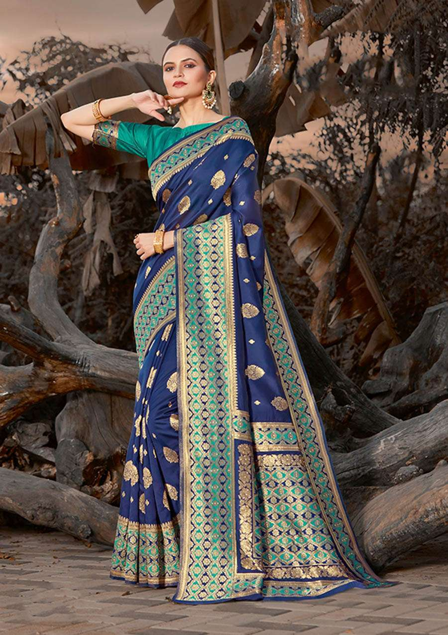 EXCLUSIVE PARTY WEAR SILK SAREES BOUTIQUE STYLE SAREES COLLECTION 32