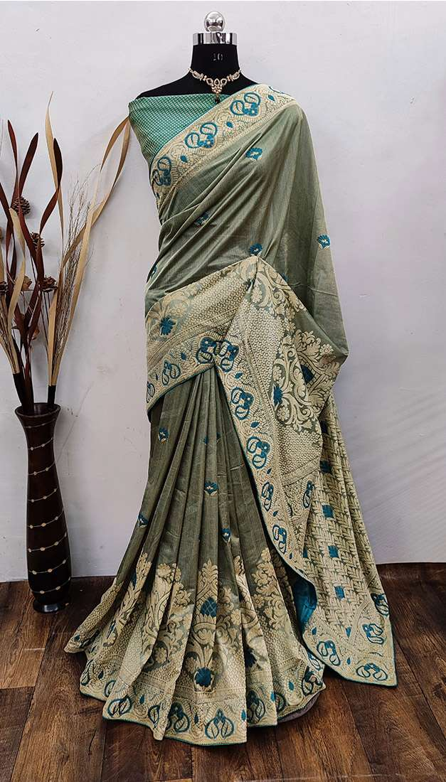 EXCLUSIVE PARTY WEAR SILK SAREES BOUTIQUE STYLE SAREES COLLECTION 40