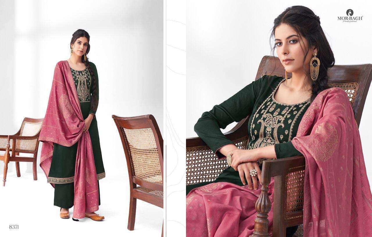 Aashirwad Creation Mor Bagh Sangeet Premium Silk Fancy Designer Salwar Kameez 02