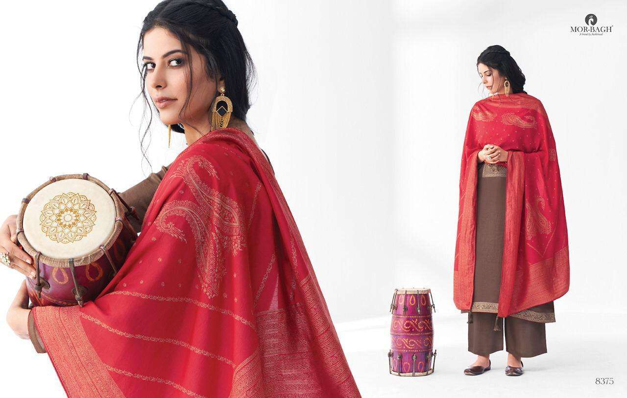 Aashirwad Creation Mor Bagh Sangeet Premium Silk Fancy Designer Salwar Kameez 06