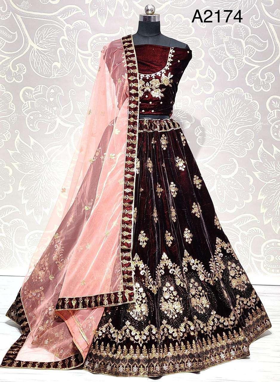 Designer wedding Wear Bridal Lehenga Choli Collection