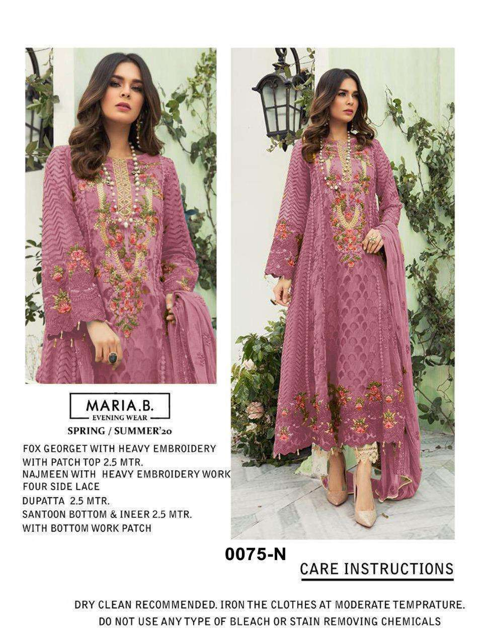 Kilruba K 56 Georgette With Resham Embroidery Work Pakistani Suits Collection 01