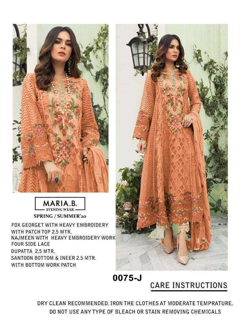 Kilruba K 56 Georgette With Resham Embroidery Work Pakistani Suits Collection 03