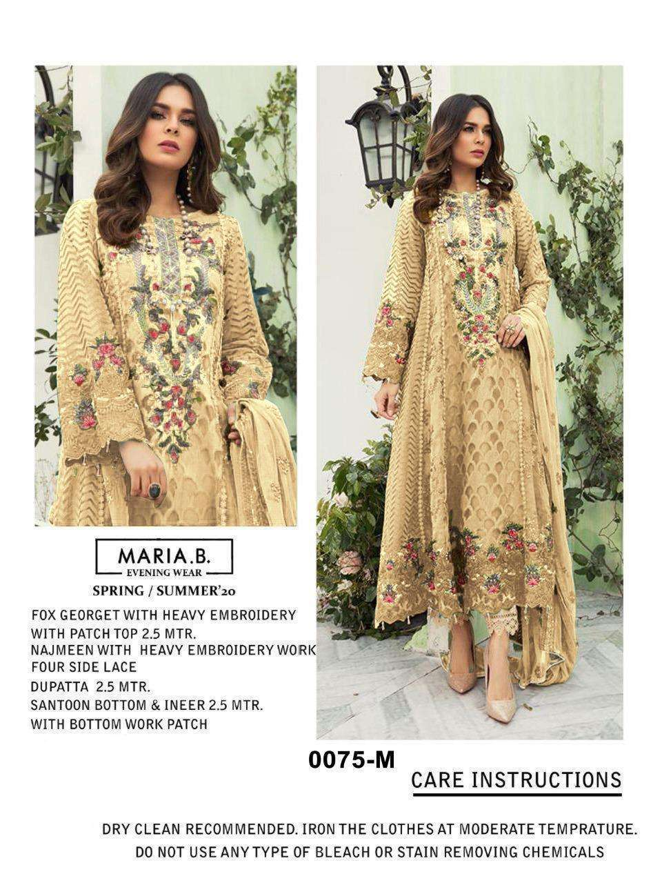 Kilruba K 56 Georgette With Resham Embroidery Work Pakistani Suits Collection 04