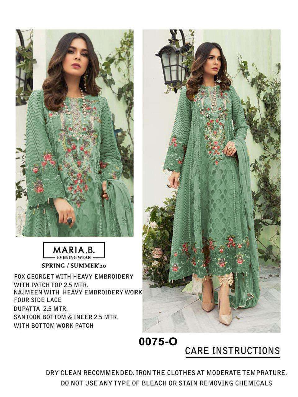 Kilruba K 56 Georgette With Resham Embroidery Work Pakistani Suits Collection 06