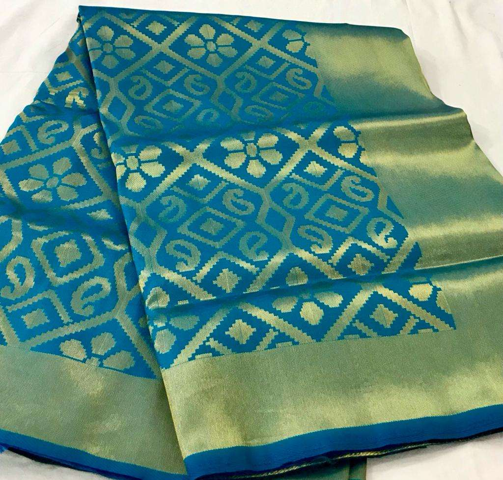 Pure & Soft Silk weaving saree collection 01