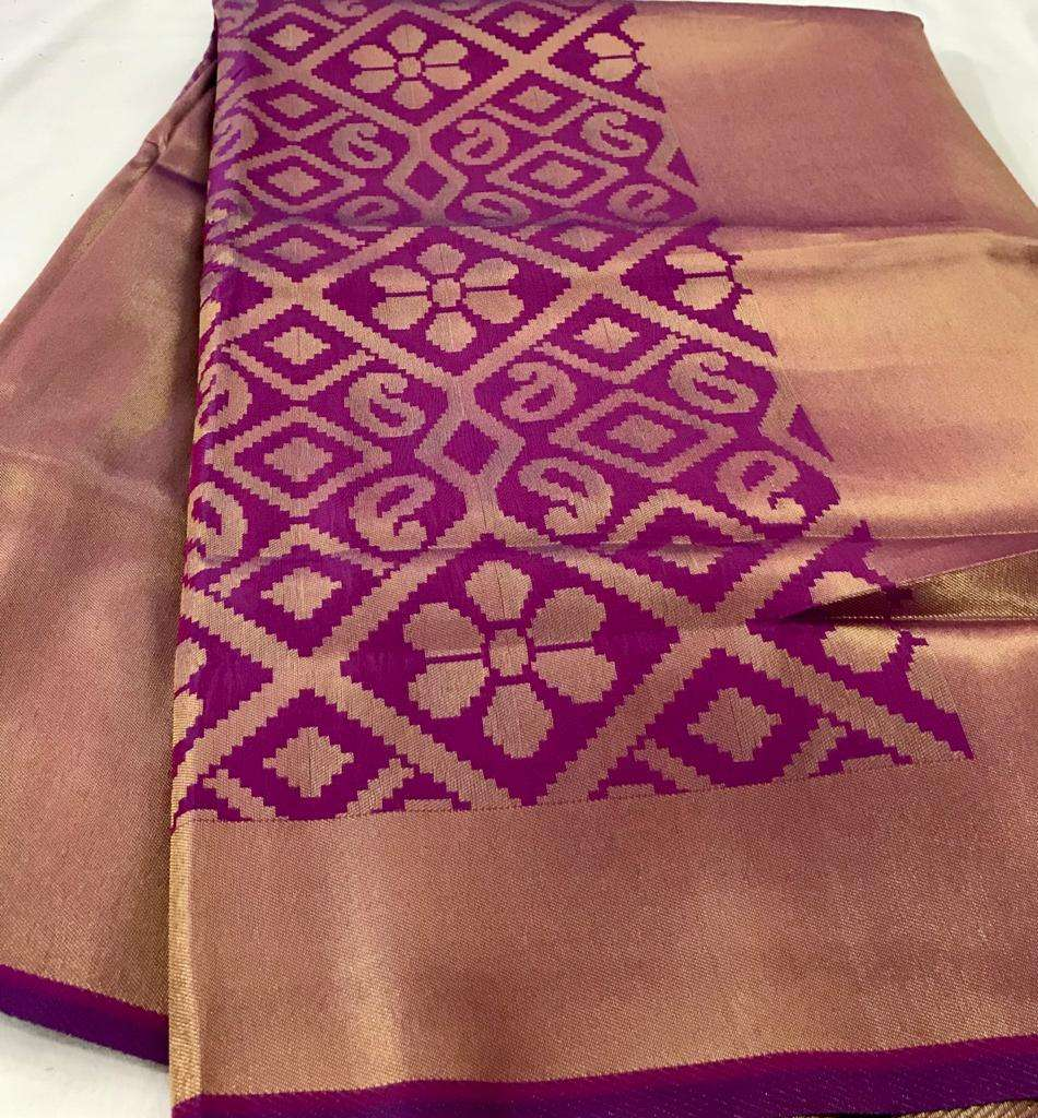 Pure & Soft Silk weaving saree collection 02