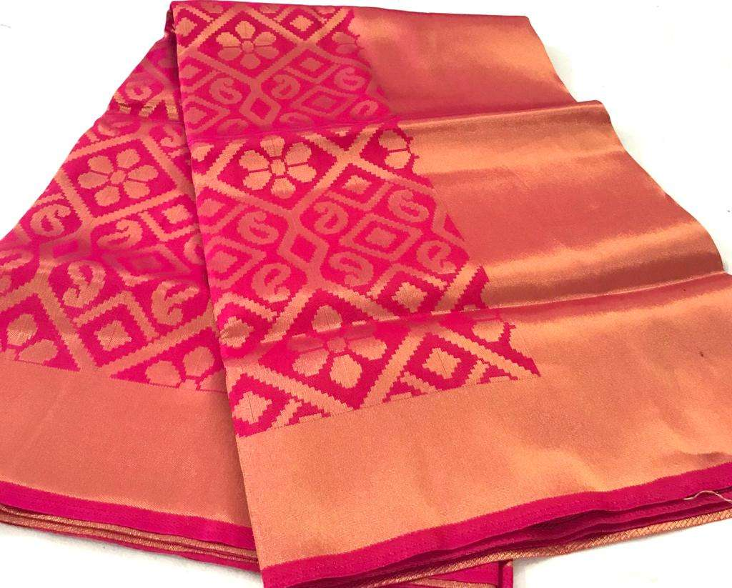 Pure & Soft Silk weaving saree collection 03