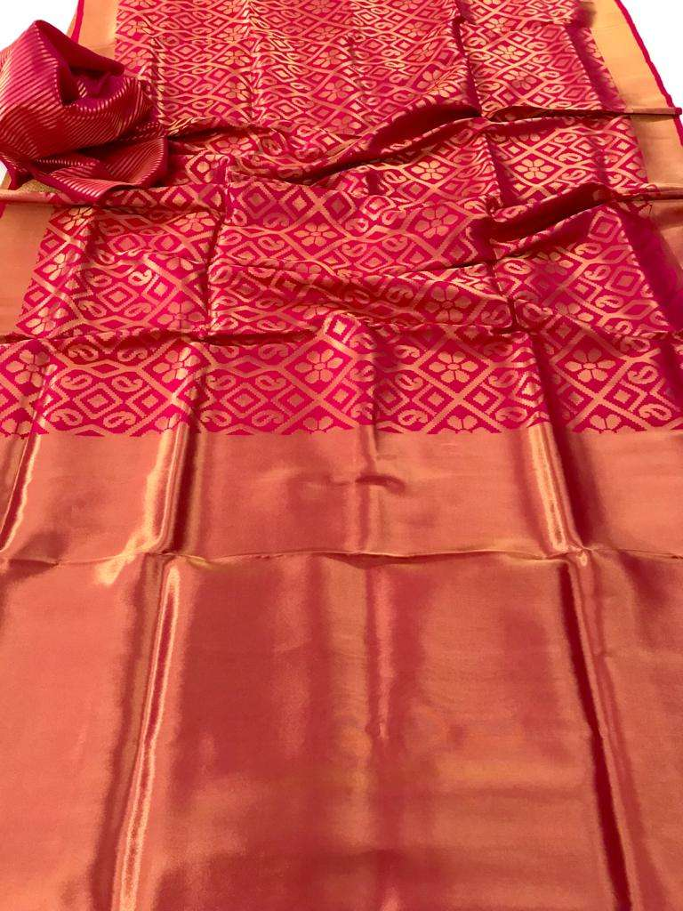 Pure & Soft Silk weaving saree collection 04