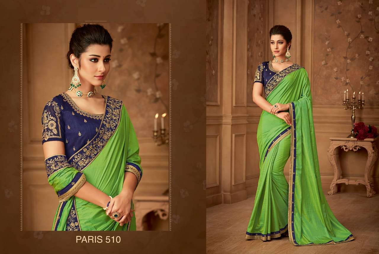 ROYAL fancy party wear saree collection 09