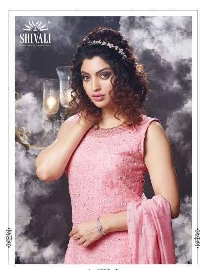 Shivali Nooraniyat Georgette With Work readymade Salwar Kameez Collection