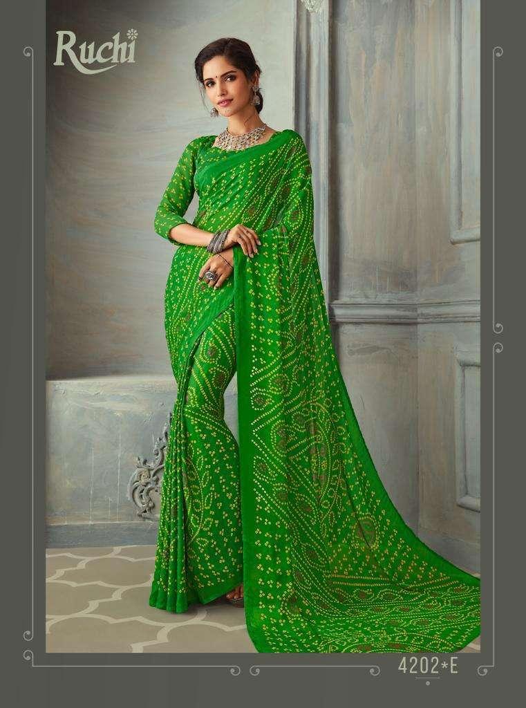 SUPER KESER chiffon with printed regular wear saree  collection 04