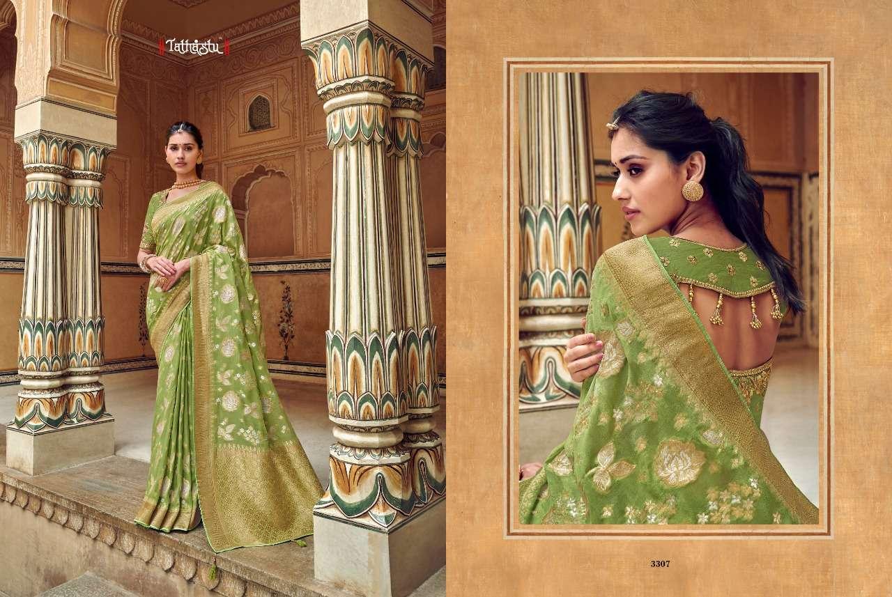 TATHASTU 3300 SERIES designer saree collection 05
