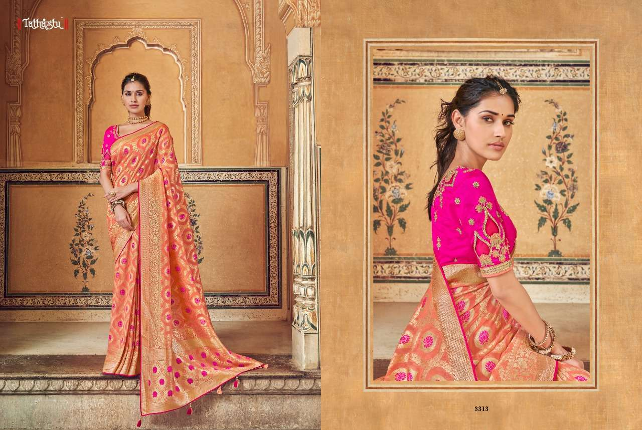 TATHASTU 3300 SERIES designer saree collection 07