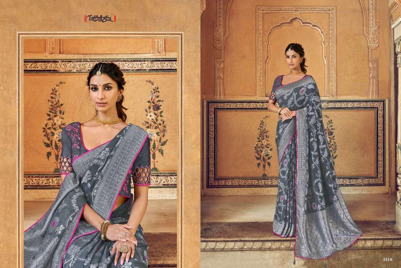 TATHASTU 3300 SERIES designer saree collection 09