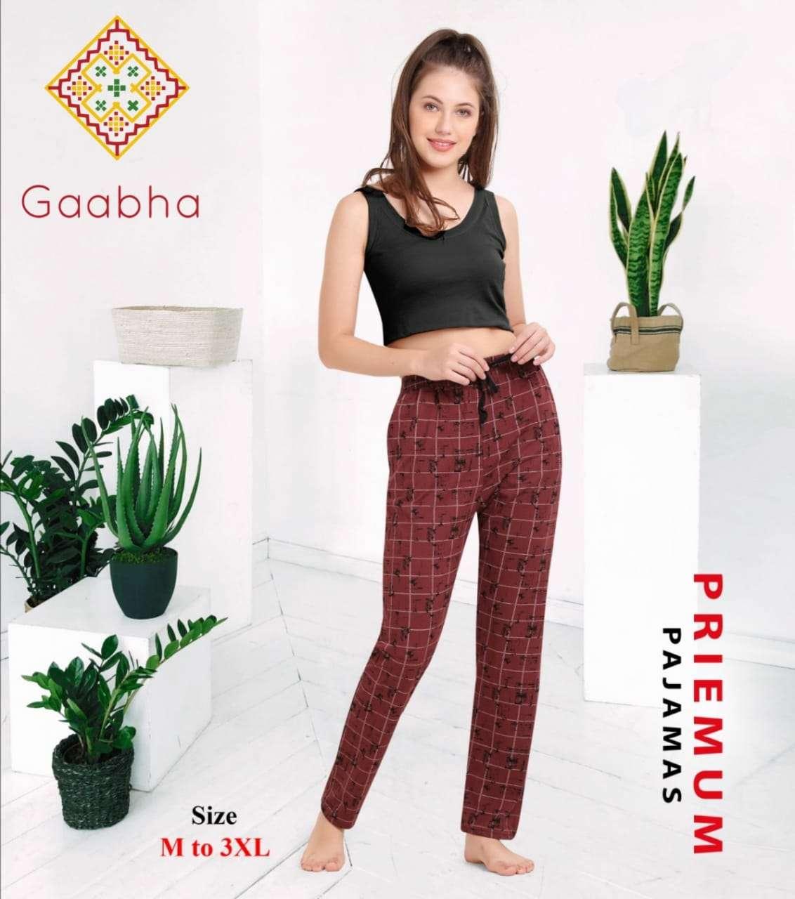 Gaabha Mercury Vol 2 Cotton Hosiery Night Wear Collection