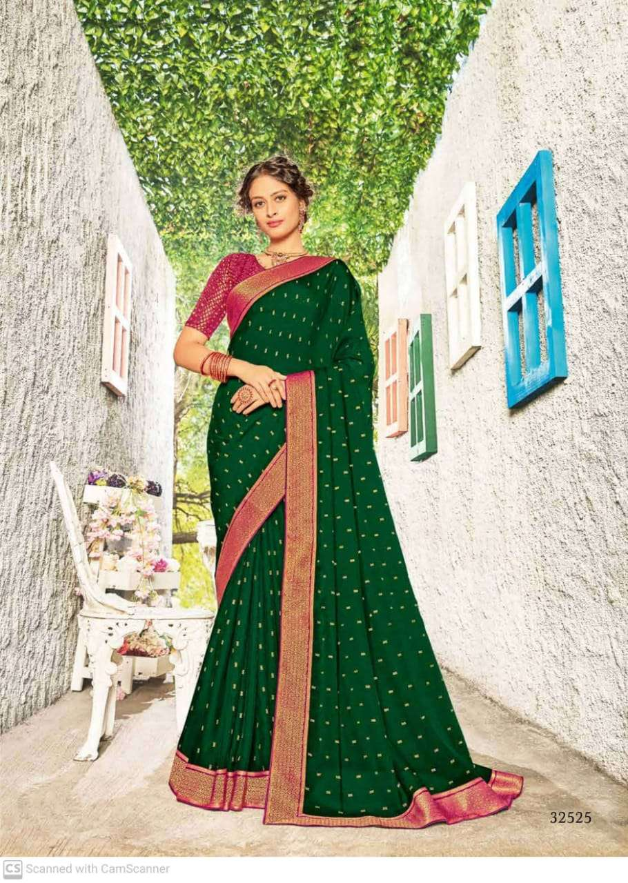 subhash sparsh vol 5 georgette with party wear saree collection  05