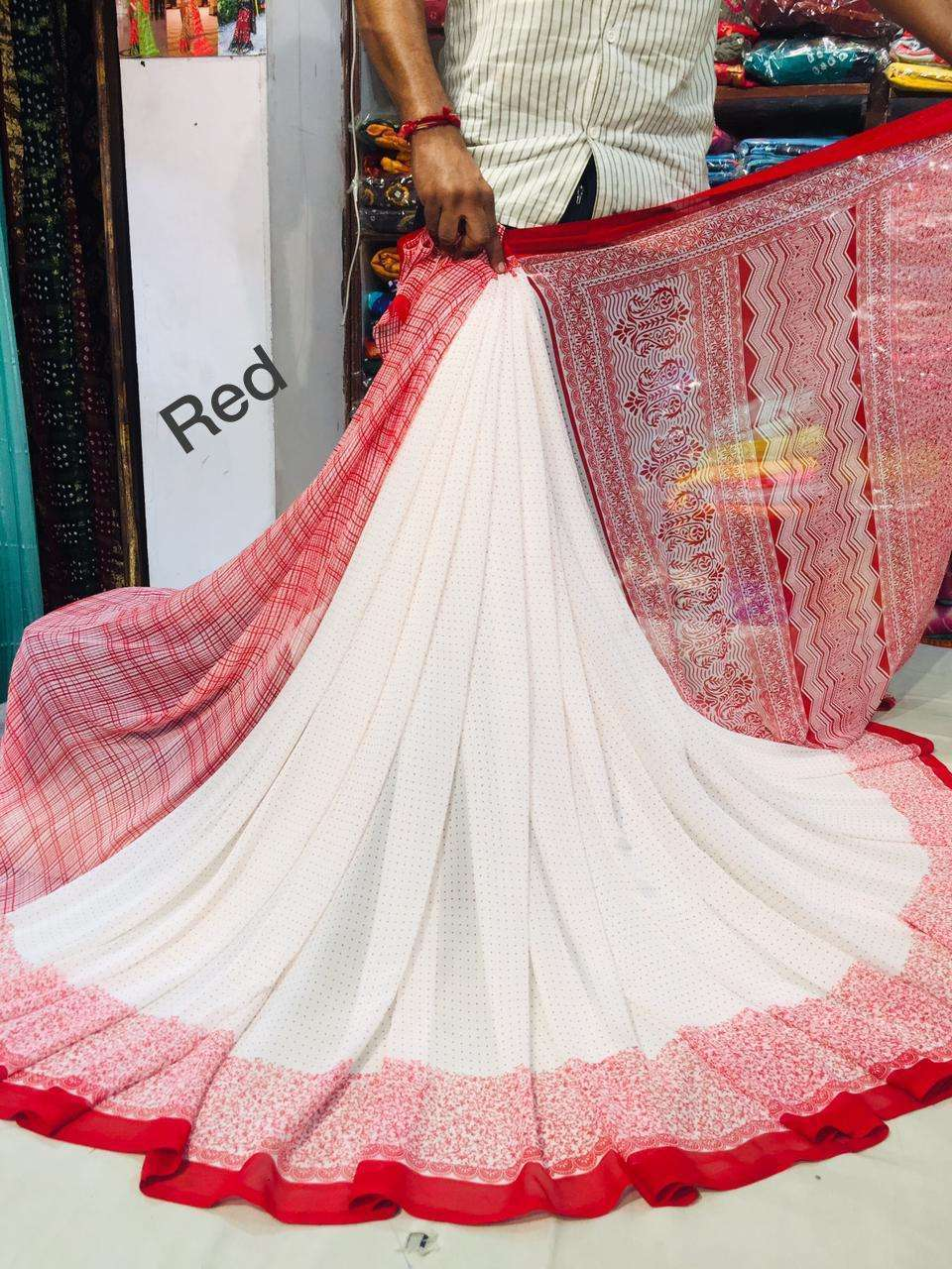 Mds Daily Wear Weightless Fancy Sarees Collection 03
