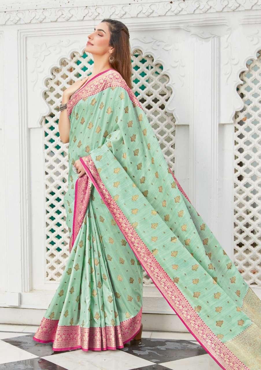 Sangam Prints Narayani Cotton Handloom Sarees Collection 03