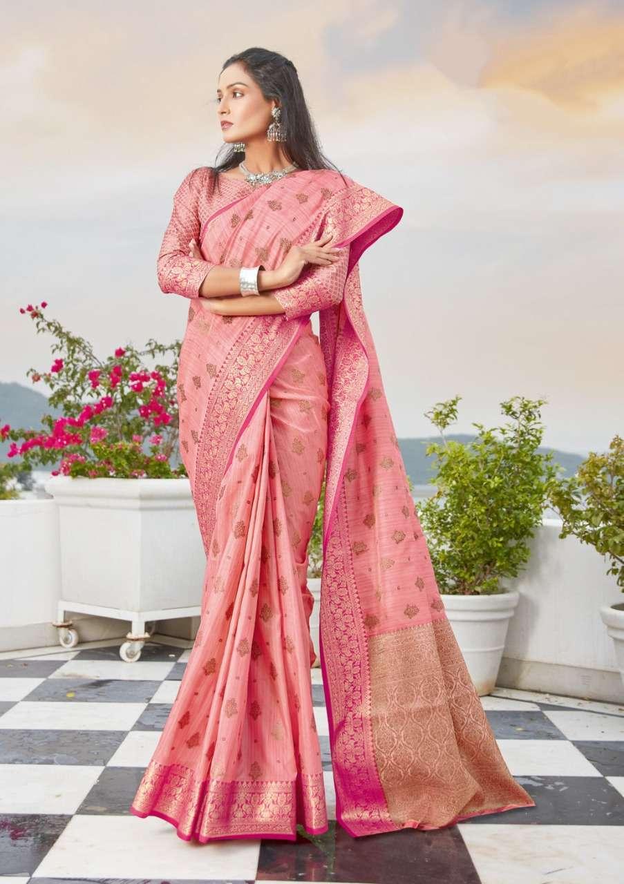 Sangam Prints Narayani Cotton Handloom Sarees Collection 06