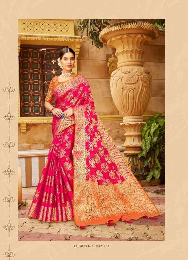 Tathastu Maharani Soft Silk Designer Sarees Collection 08