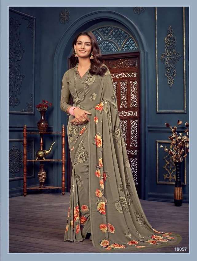 Bela Fashion Rosemary Vol 14 Georgette With Printed Sarees Collection 0118
