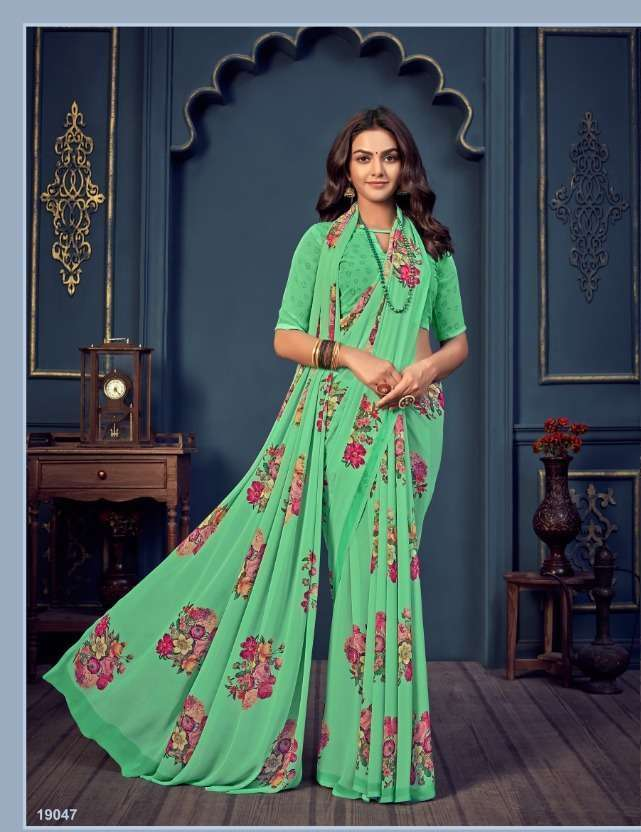 Bela Fashion Rosemary Vol 14 Georgette With Printed Sarees Collection 0223