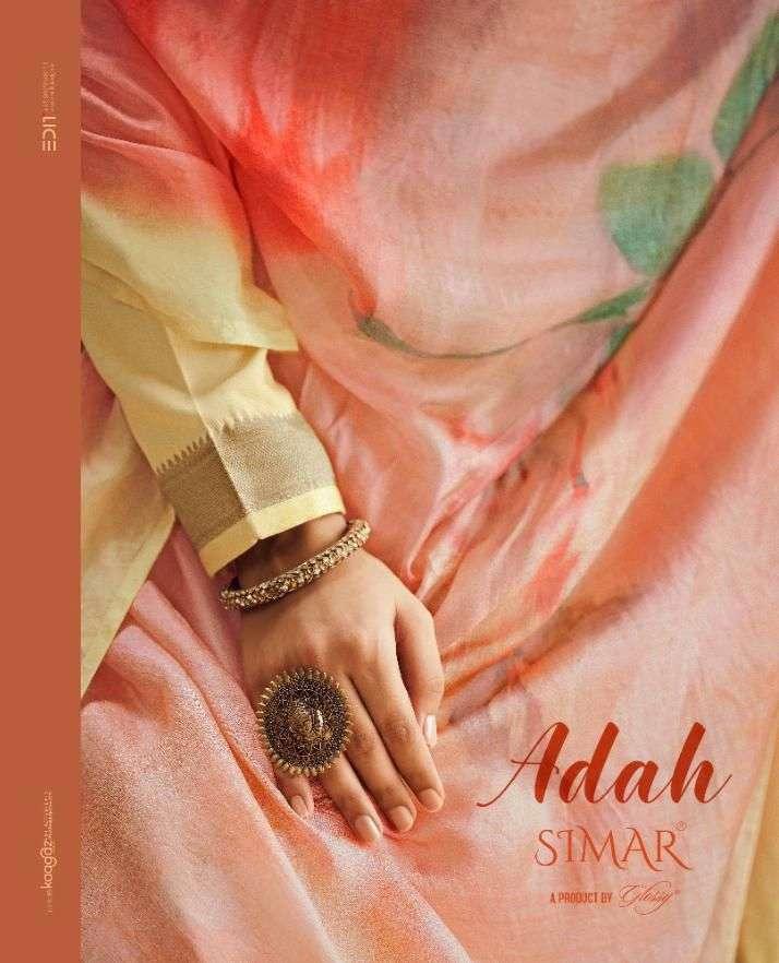 Glossy Adah Jam Satin Weaving Jacquard Dyed Dress material Collection