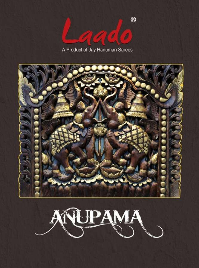 Laado Anupama Vol  1 Cotton Printed Dress Materials