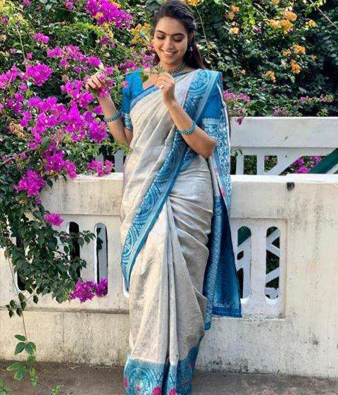 LICHI SILK SAREE COLLECTION AT WHOLESALE RATE 01