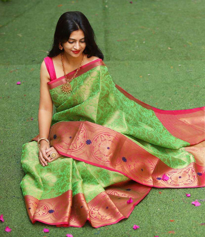 LICHI SILK SAREE COLLECTION AT WHOLESALE RATE 02